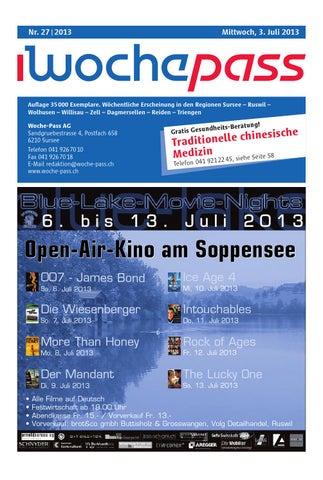Woche-Pass   KW27   3. Juli 2013 by Woche-Pass AG - issuu