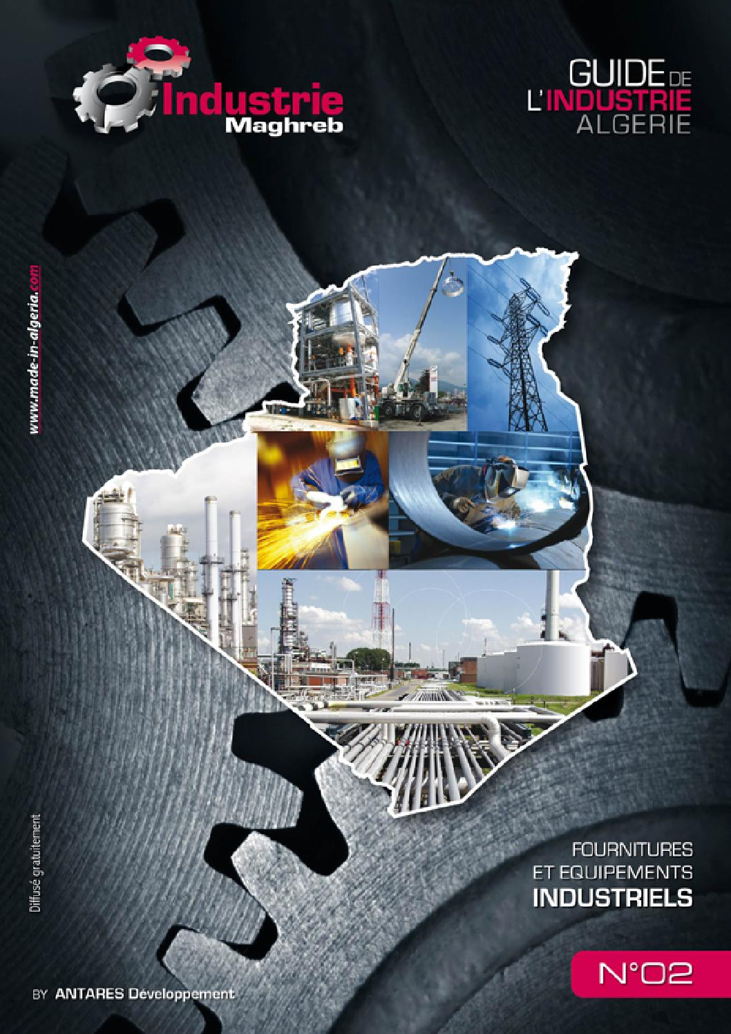 Industrie Maghreb N2 By Antares Dveloppement Issuu 9041860000 Weidmller Tools In Stock Eis Limited