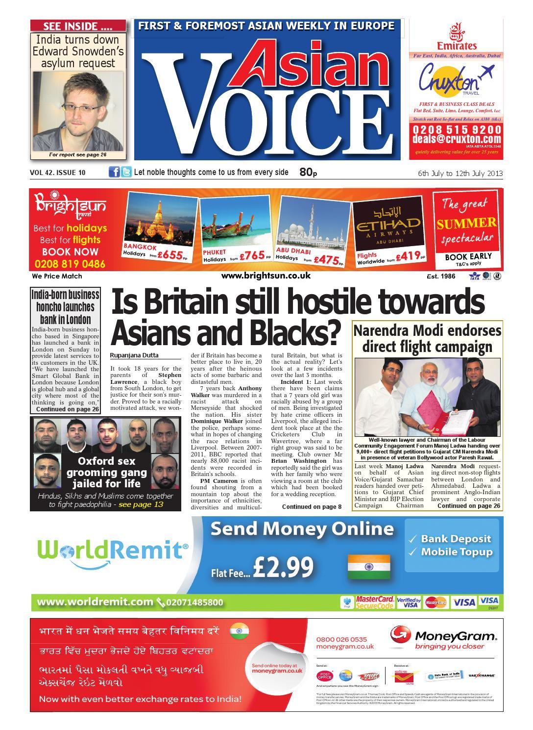 AV 6th July 2013 by Asian Business Publications Ltd - issuu