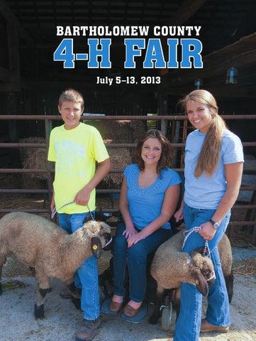 Bartholomew County 4-H Fair 2013 by AIM Media Indiana - issuu