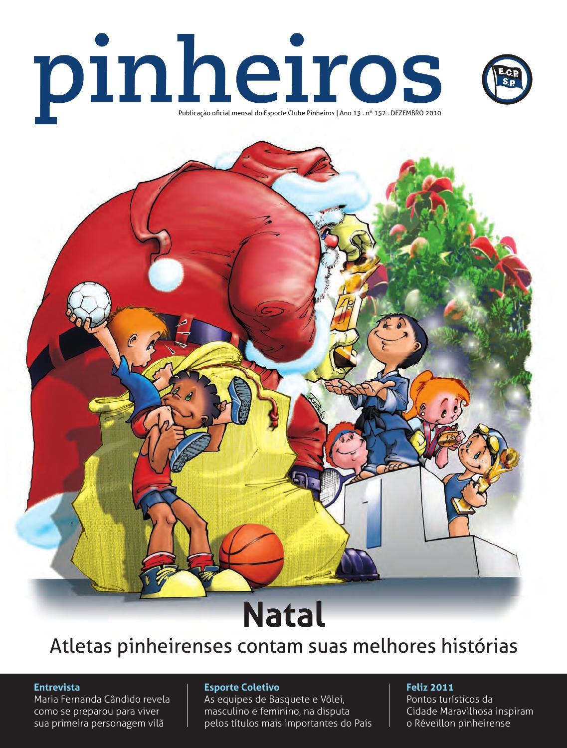 88783ed23f Revista n°152 DEZ 2010 by Esporte Clube Pinheiros - issuu