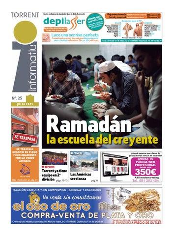 27e6de9dca3e7 Torrent Informatiu Nº25 by Torrent Informatiu - issuu