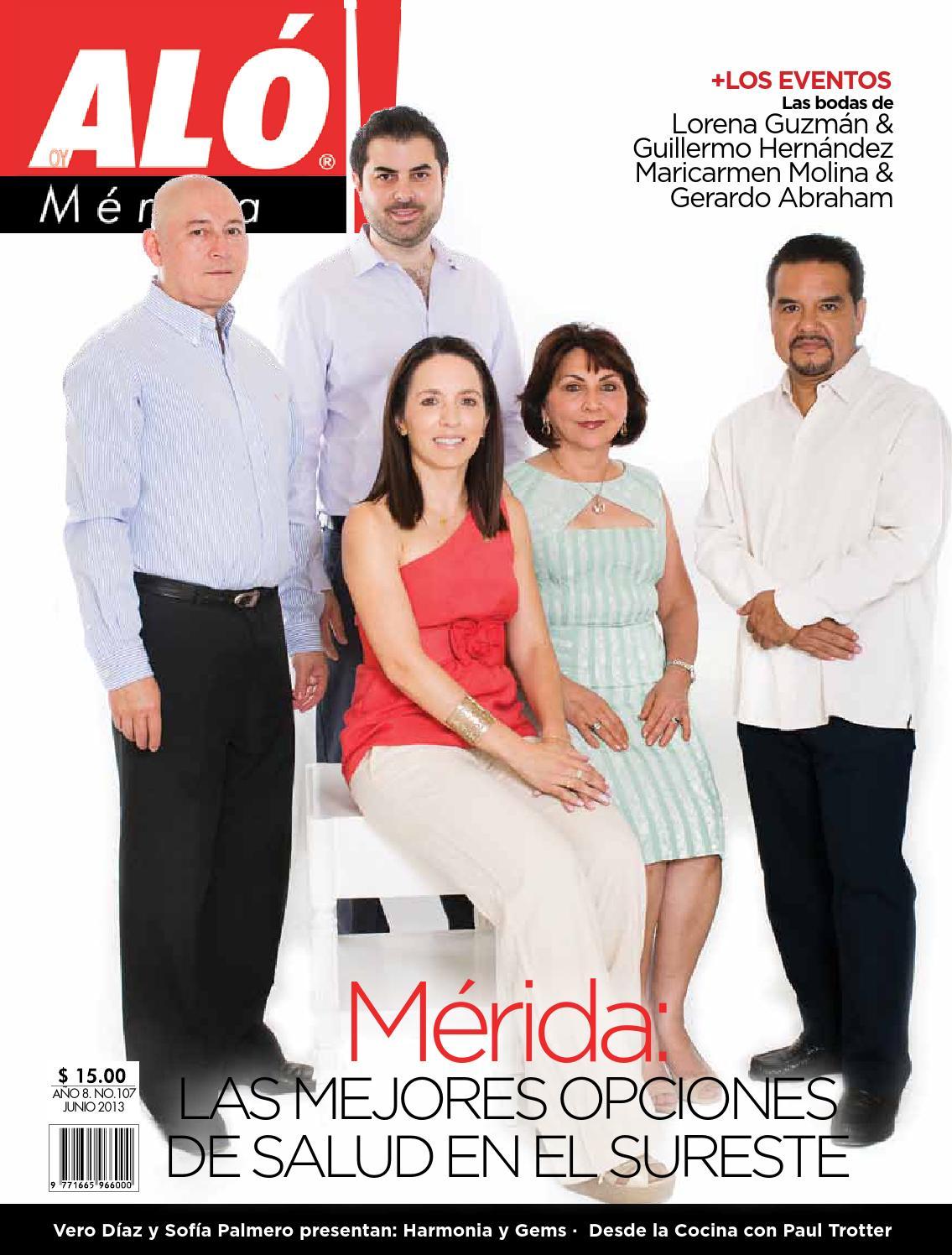 Al m rida junio 2013 by grupo corme issuu - Cocinas maricarmen ...