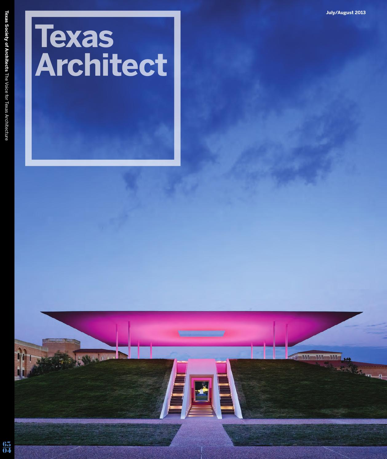 texas architect light by texas society of  texas architect 2013 light by texas society of architects issuu