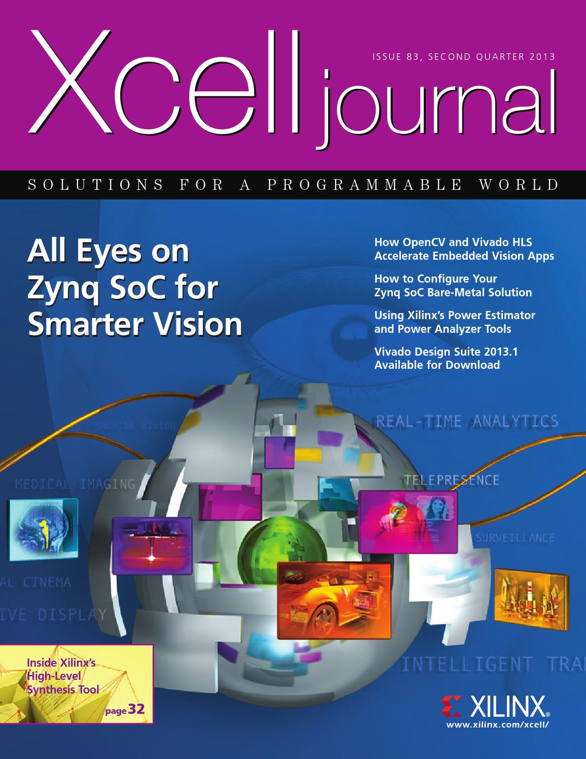 Xcell Journal issue 83 by Xilinx Xcell Publications - issuu