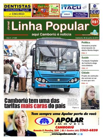 b5cd5ec7f0 223 by Jornal Linha Popular (Camboriú-SC) - issuu