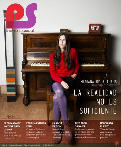 ca9d039bdb Revista Punto Seguido UPC by Punto Seguido - issuu