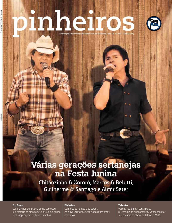 Revista n°182 JUN 2013 by Esporte Clube Pinheiros - issuu e97551a353dab