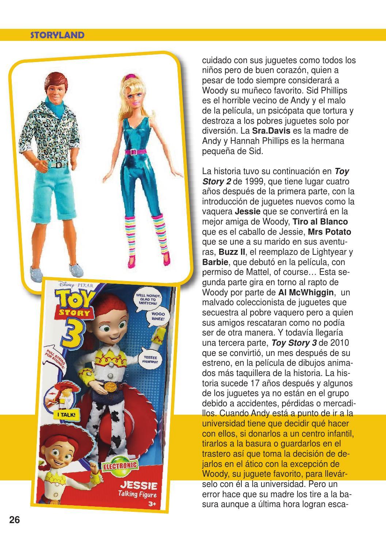 Magazine 38Julio Lucas By Toyland Agosto Nº Wainer Issuu OkZXiuP