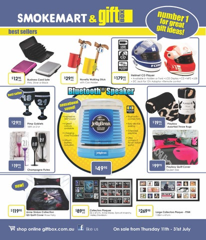 Number 1 Catalogue_Smokemart & GiftBox by SMGB_Online - issuu