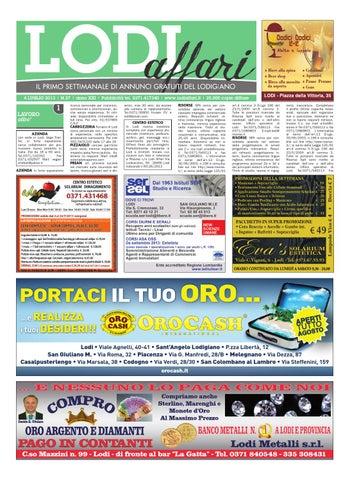 the best attitude e56d7 9f683 Lodi Affari 4 Luglio by Lodi Affari - issuu