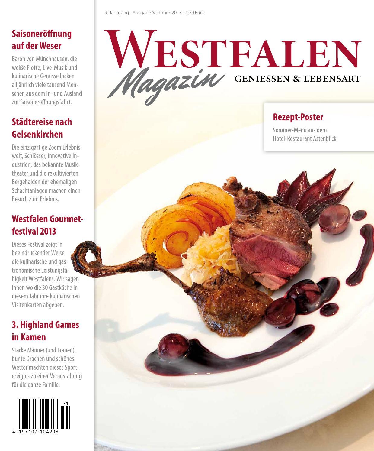 Wiener Küche Rezepte Anno 1926 | Westfalen Magazin Sommerausgabe 2013 By Futec Ag Issuu