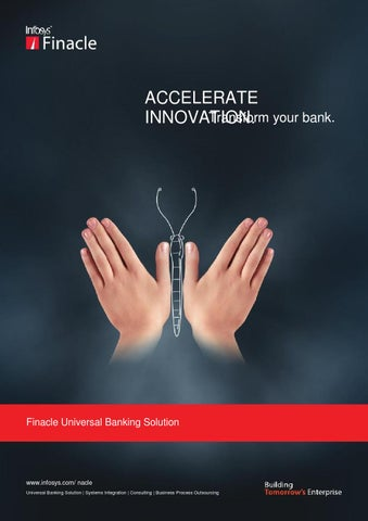 Finacle Universal Banking Solution by Infosys Limited - issuu