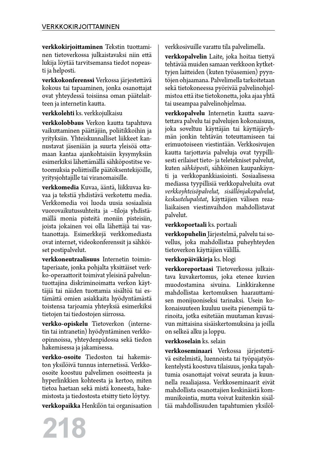 Mediasanasto