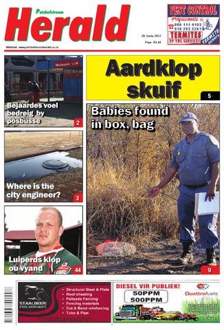 Potchefstroom Herald 28 Junie 2013