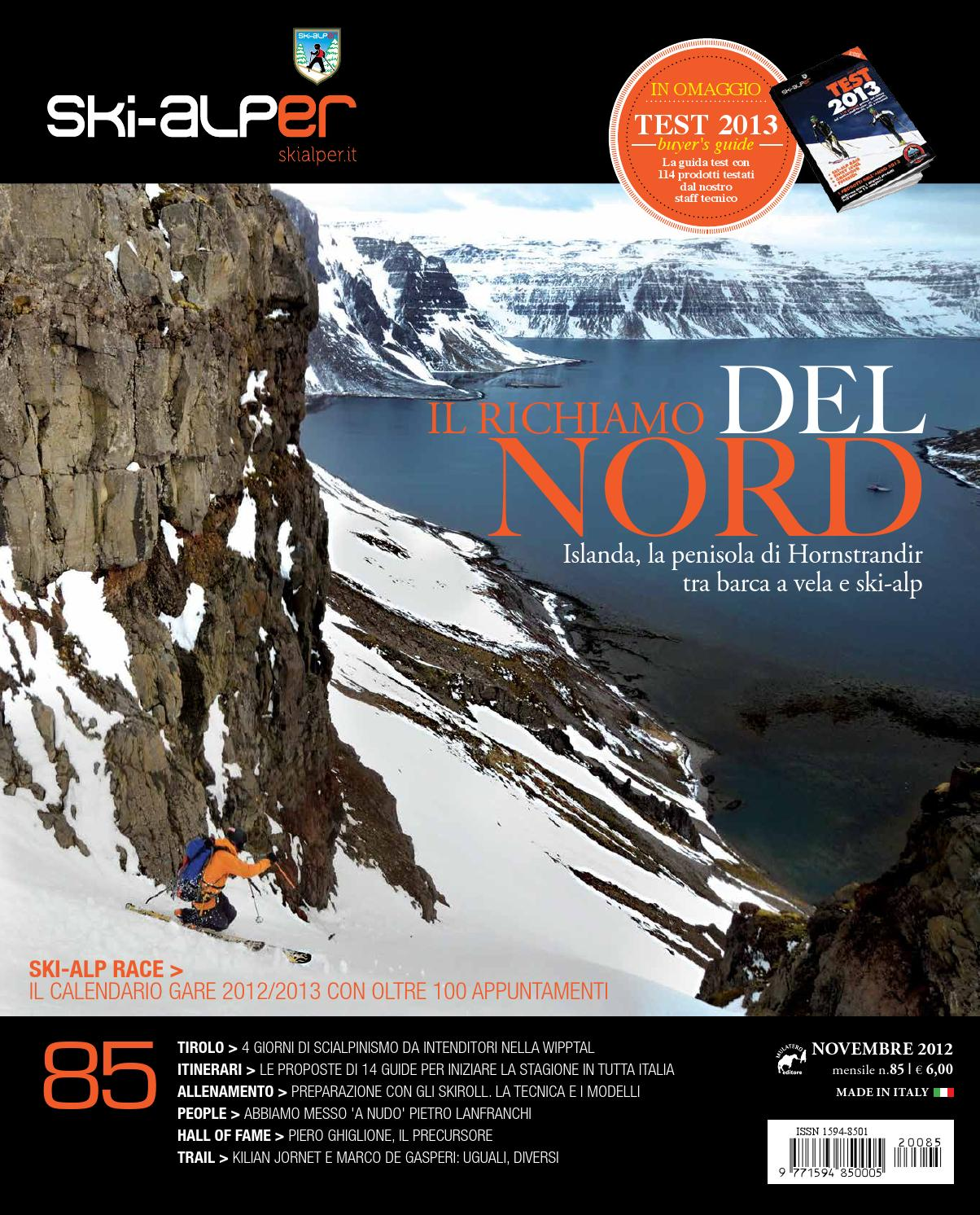 Ski-alper 85 by Mulatero Editore - issuu fee319732ce