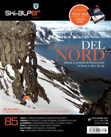 Ski-alper 85 by Mulatero Editore - issuu 65b39248426