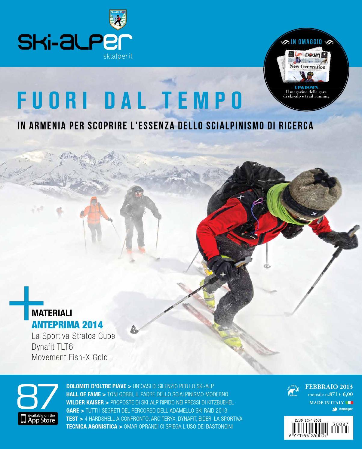 Ski alper 87 by Mulatero Editore issuu