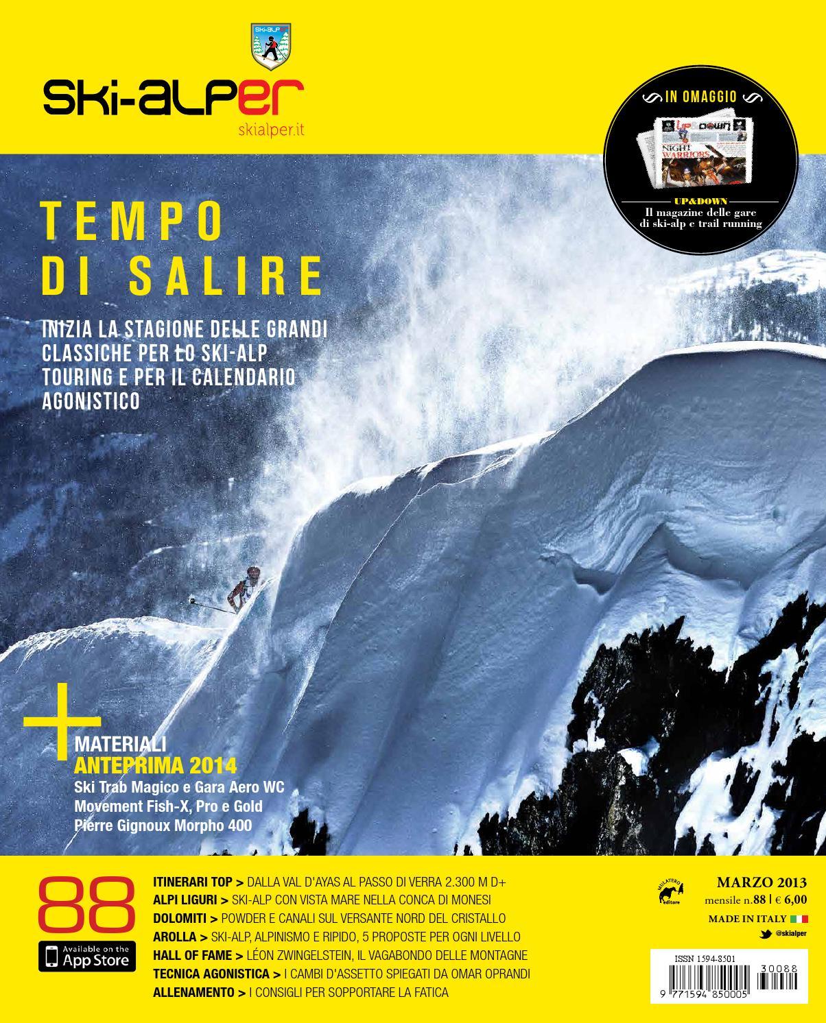 Ski-alper 88 by Mulatero Editore - issuu 51e9cfb472d