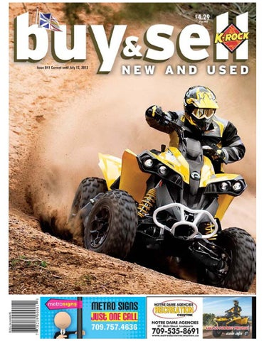626ae797a58 The Newfoundland Buy and Sell Magazine Issue 841 by NL Buy Sell - issuu