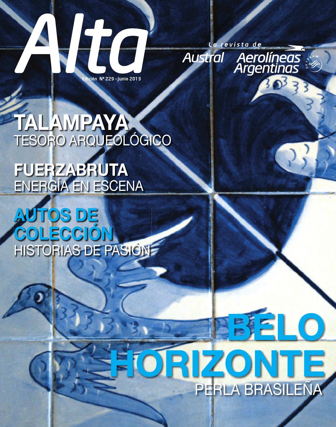 Alta Junio 2013 By Manzi Publishing Issuu Farfum Colon Garuda Airpot 100ml