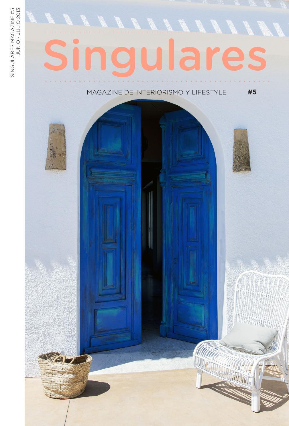 Singularesmag 5 by singulares magazine issuu for Almacenes poveda