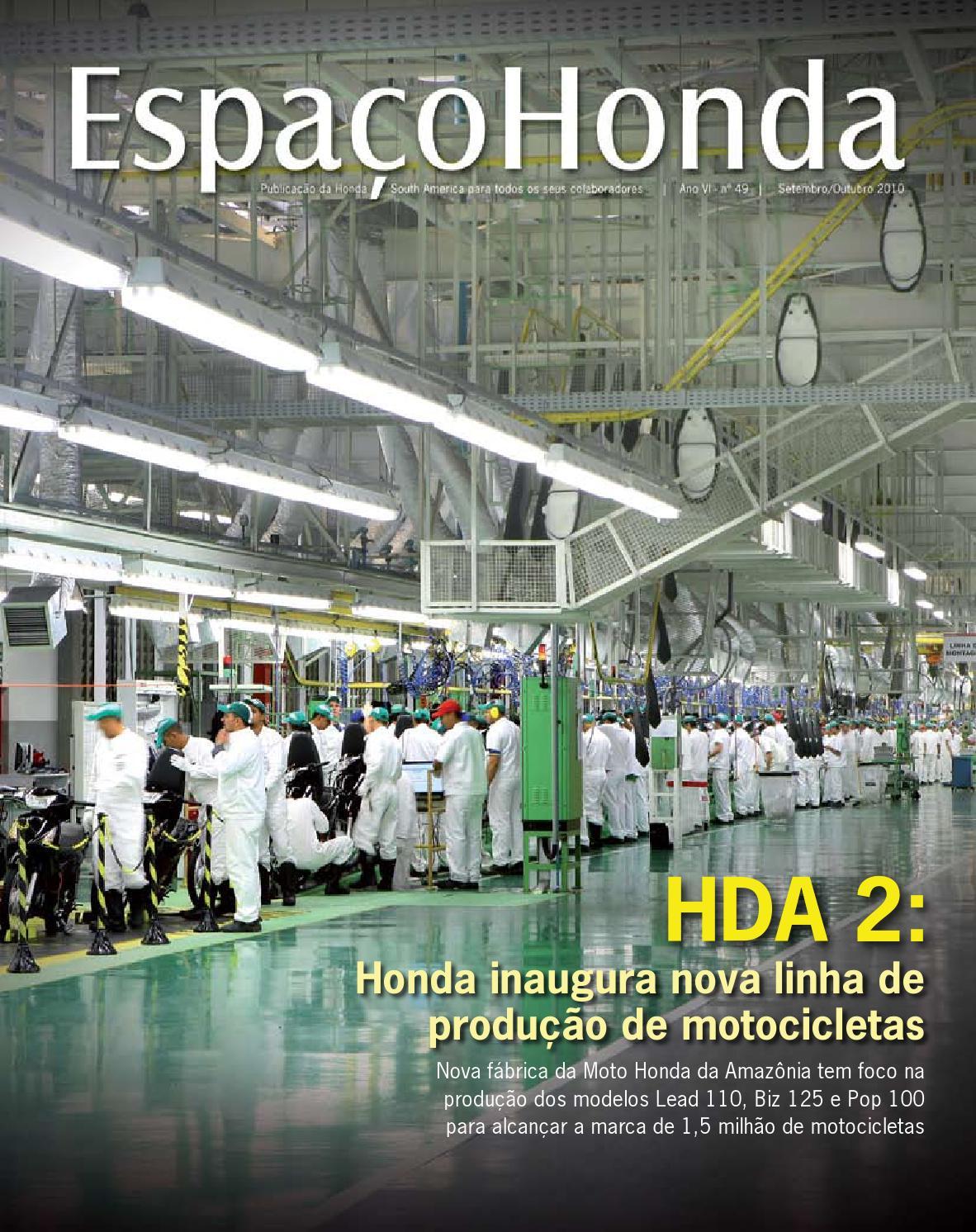 a902080fb Linkpress - Espaço Honda 49 by Linkpress - issuu
