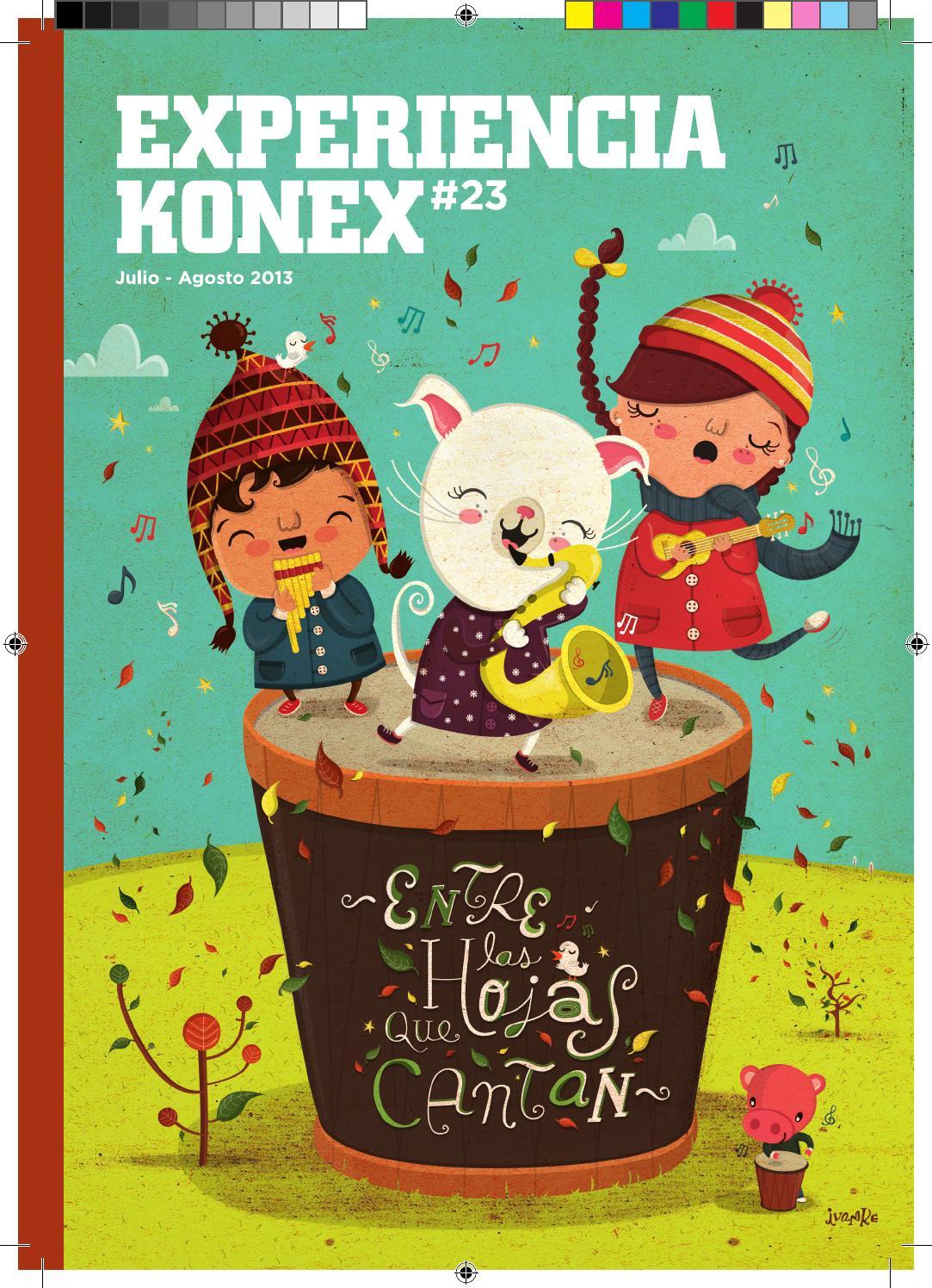 a6ddee8232 Revista Experiencia Konex  23 by Ciudad Cultural Konex - issuu