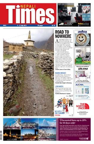 Nepali times #663 by Nepali Times - issuu