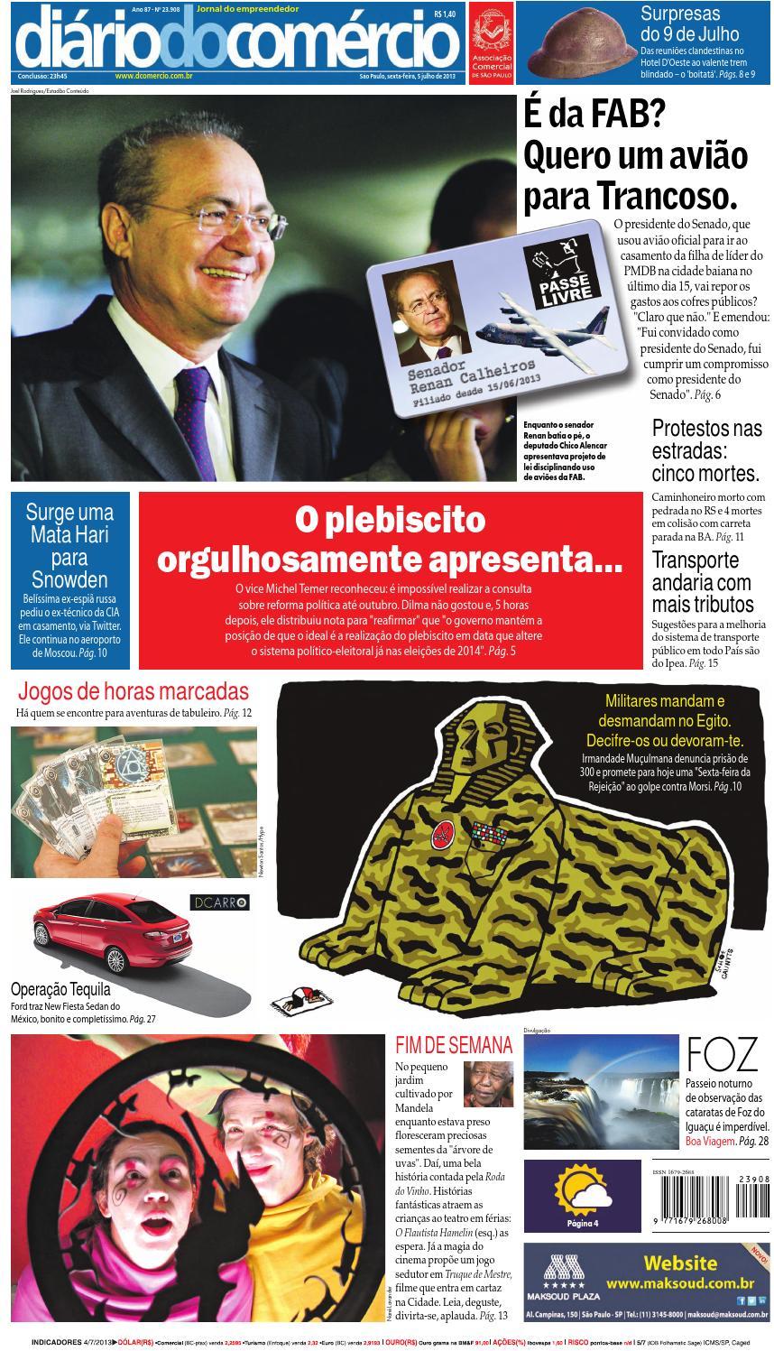 Diário do Comércio - 05 07 2013 by Diário do Comércio - issuu 9e833f78659