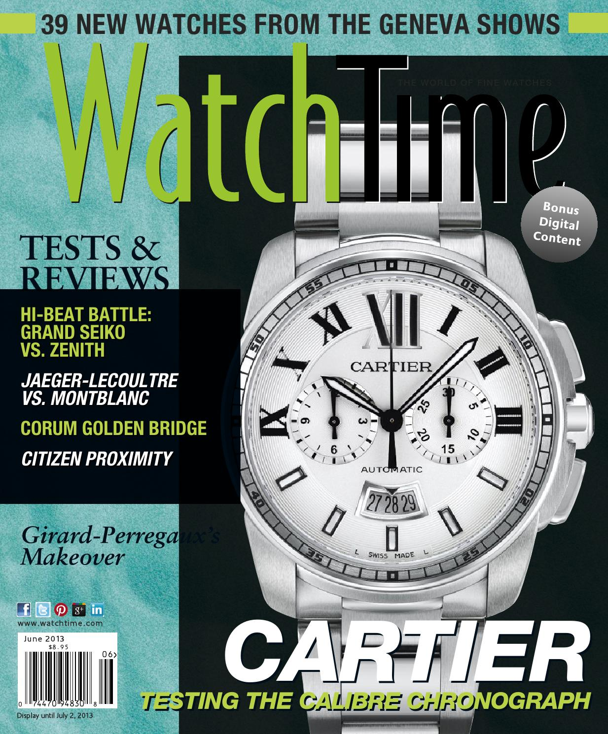 Watch Time Magazine Pdf