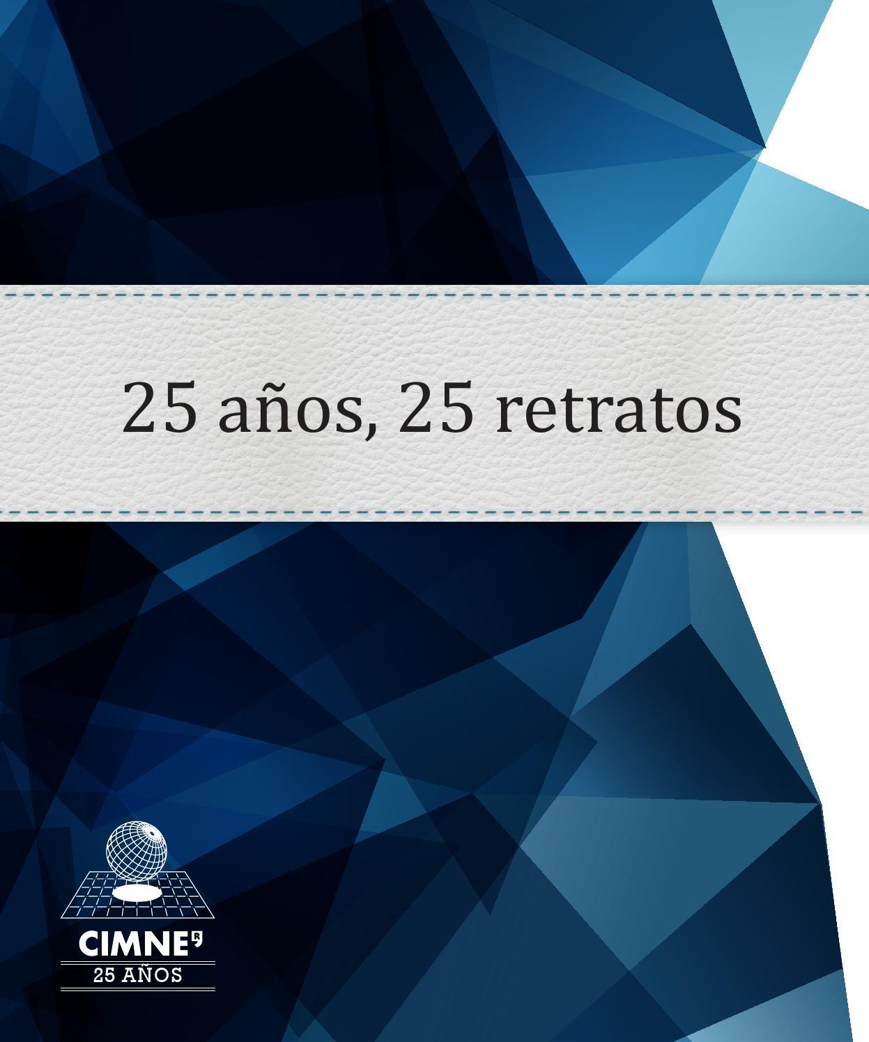 Libro 25 años de CIMNE by International Center for Numerical Methods ...