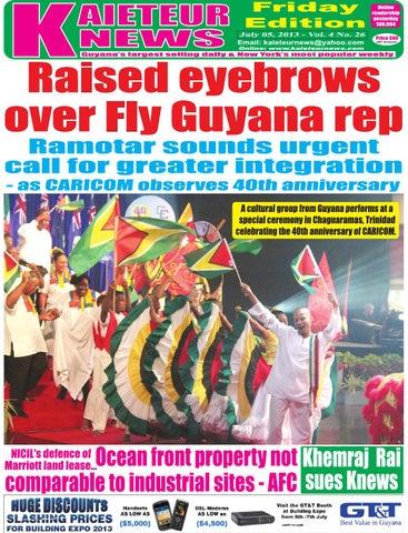 bbae7e01097 Kaieteur News by GxMedia - issuu