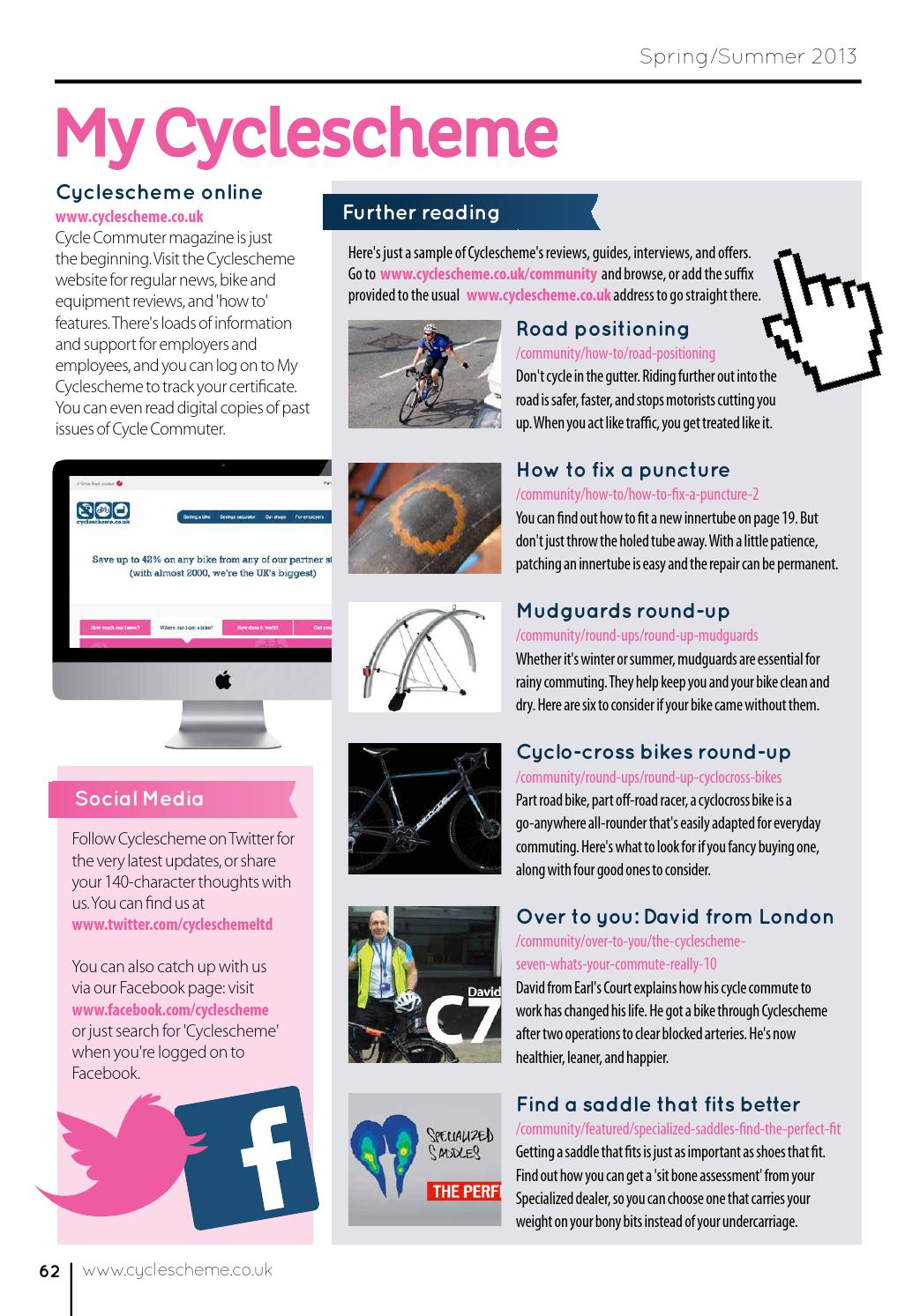 9df75fd6b6a Cycle Commuter issue 10 by Cyclescheme - issuu