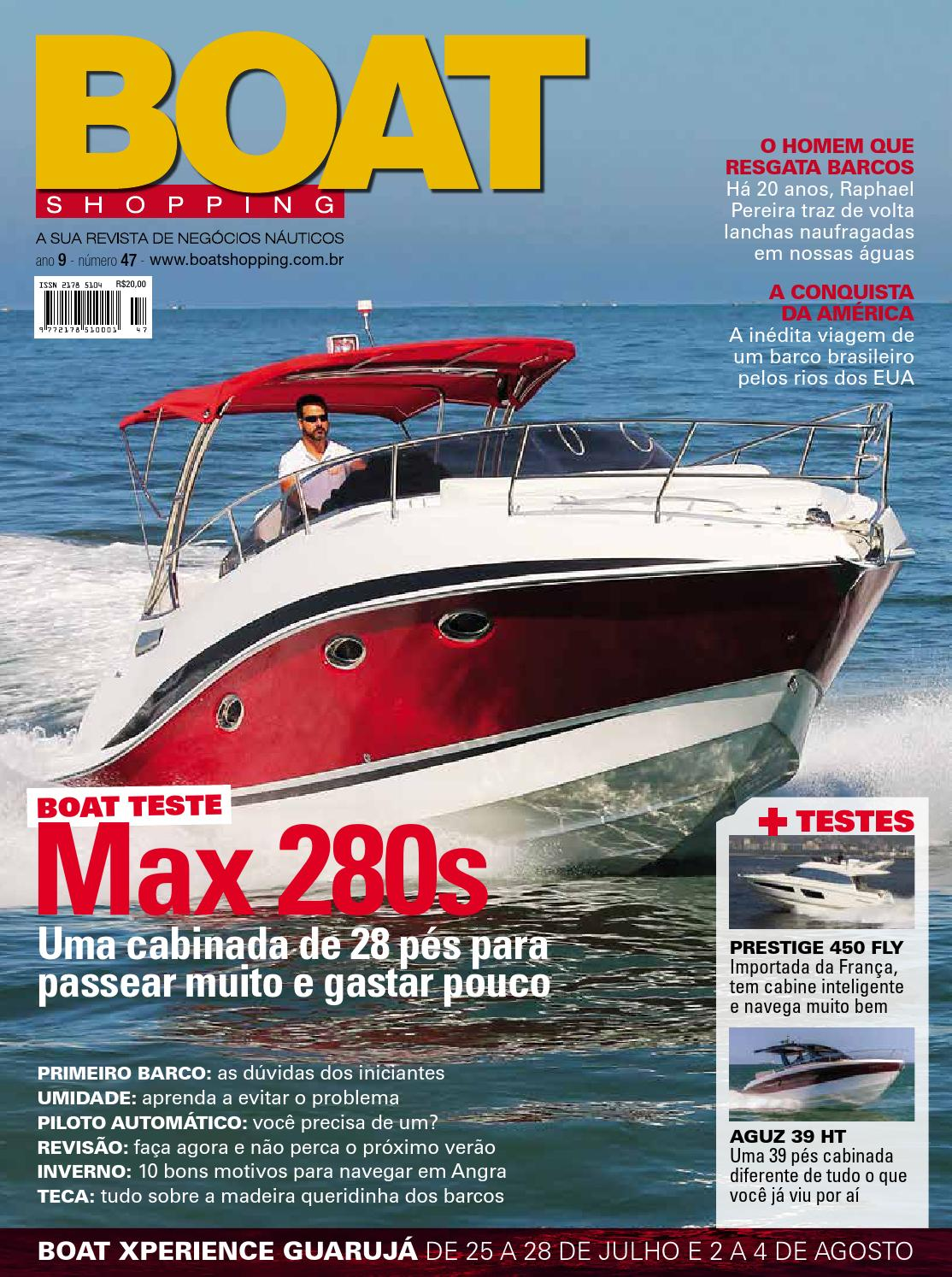 9c8285d3ef289 Revista Boat Shopping  47 by Boat Shopping - issuu