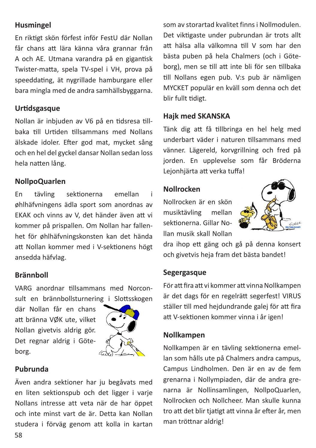 Kalender - Om universitetet, Gteborgs universitet