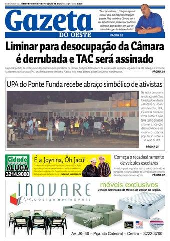 325333689f Edição Gazeta do Oeste 2107 by Portal G37 - issuu