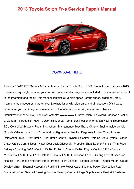 Toyota Corolla Repair Manual: Amplifier antenna assy