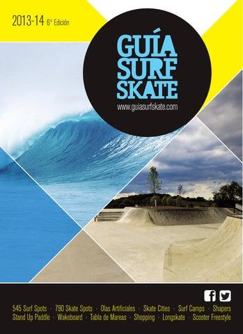 By Issuu 19 Skate Surf 2018 Guía wT4AOqn