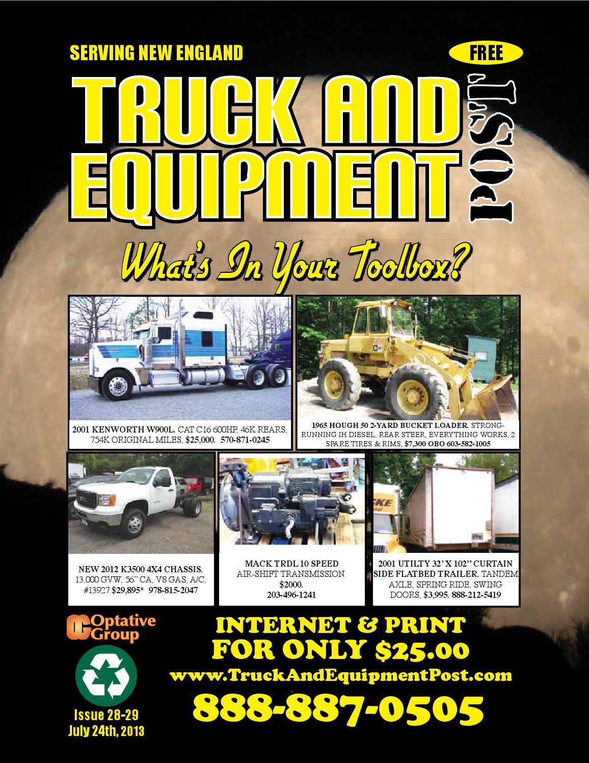Truck equipment post 28 29 2013 by 1ClickAway - issuu