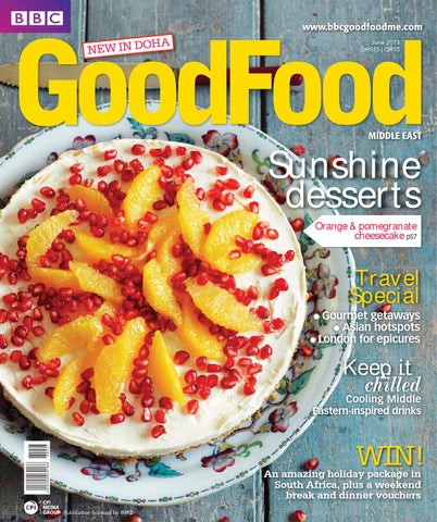 Bbc good food middle east magazine june 2013 by bbc good food me page 1 forumfinder Image collections
