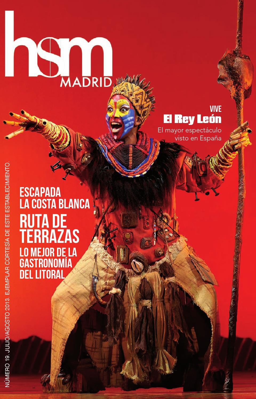 By Madrid N19 Issuu Revista Hsm 2013 Aq4j35RL