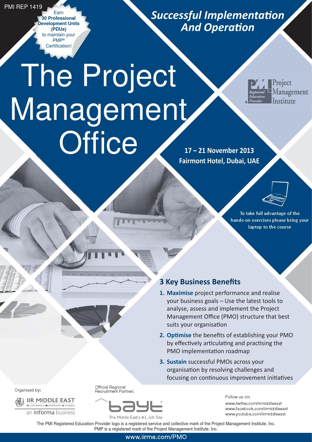 The project management office by informa middle east issuu xflitez Image collections