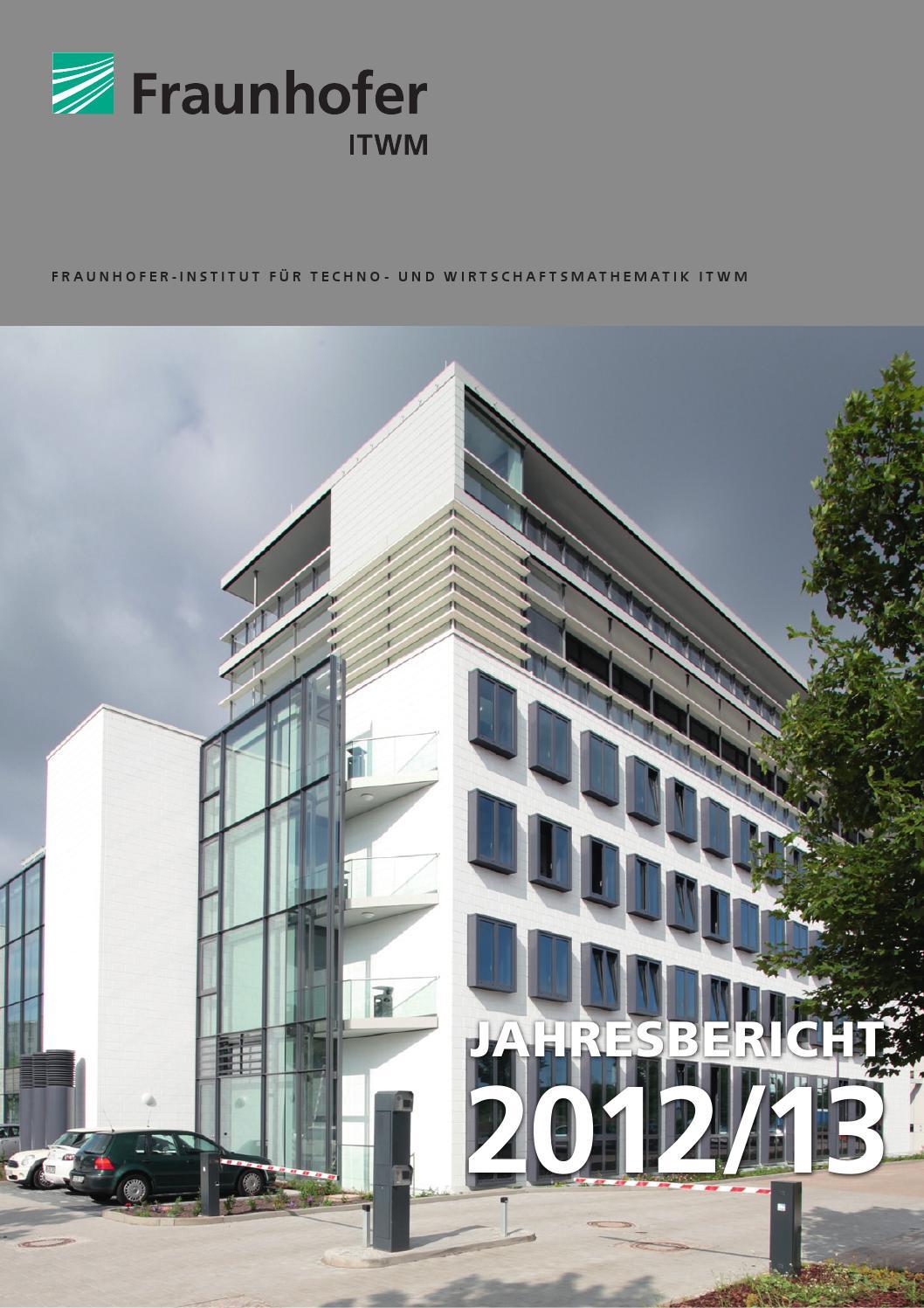Jahresbericht 2012 By Fraunhofer Itwm Issuu Circuit Simulator Wikid The Industrial Design Engineering Wiki