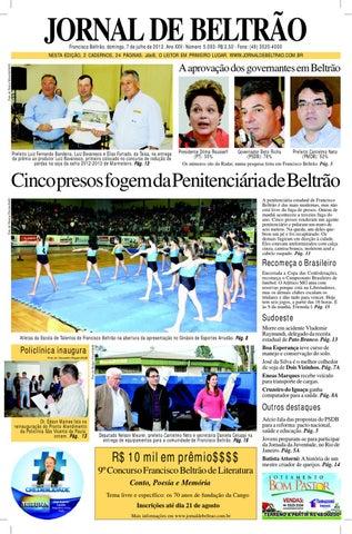 JornaldeBeltrão-5093 7-7-13.pdf by Orangotoe - issuu fef0323e5ff32