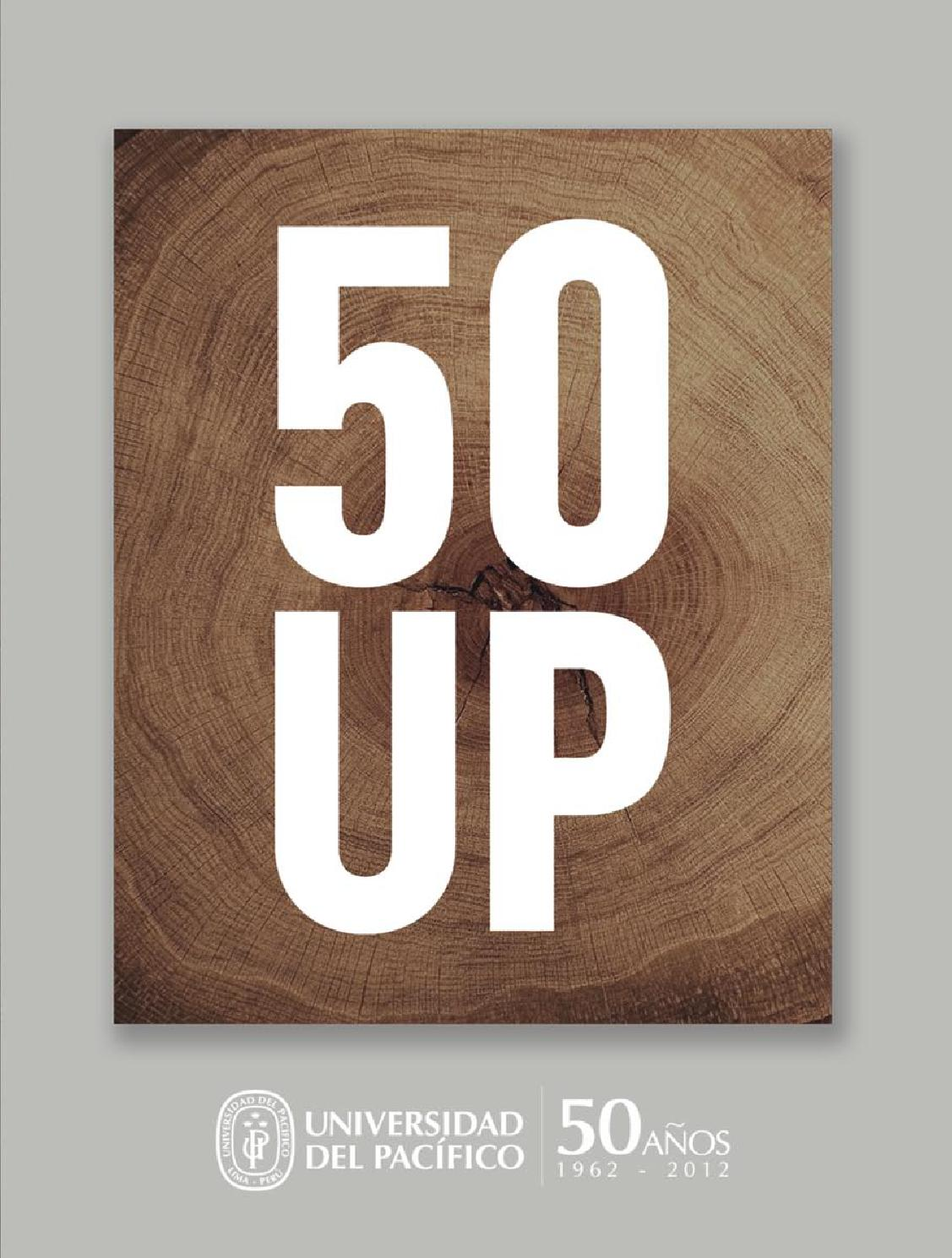 50 UP by FABRICA DE IDEAS - issuu