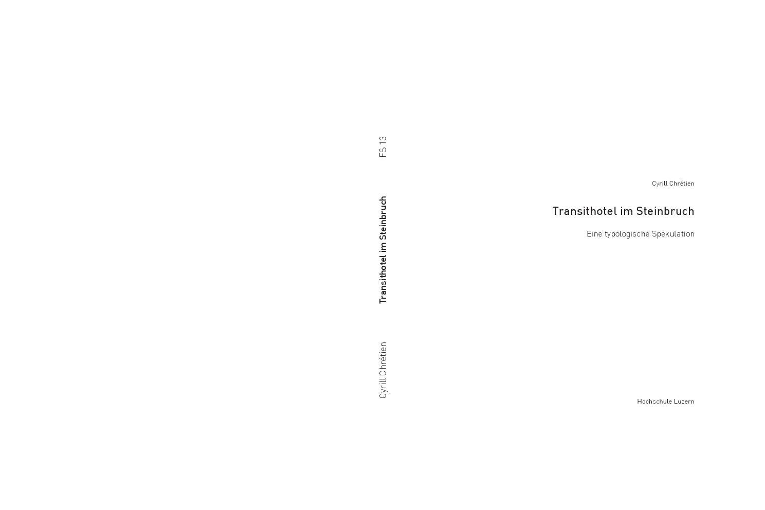 2013_fs_masterthesis by Cyrill Chrétien - issuu