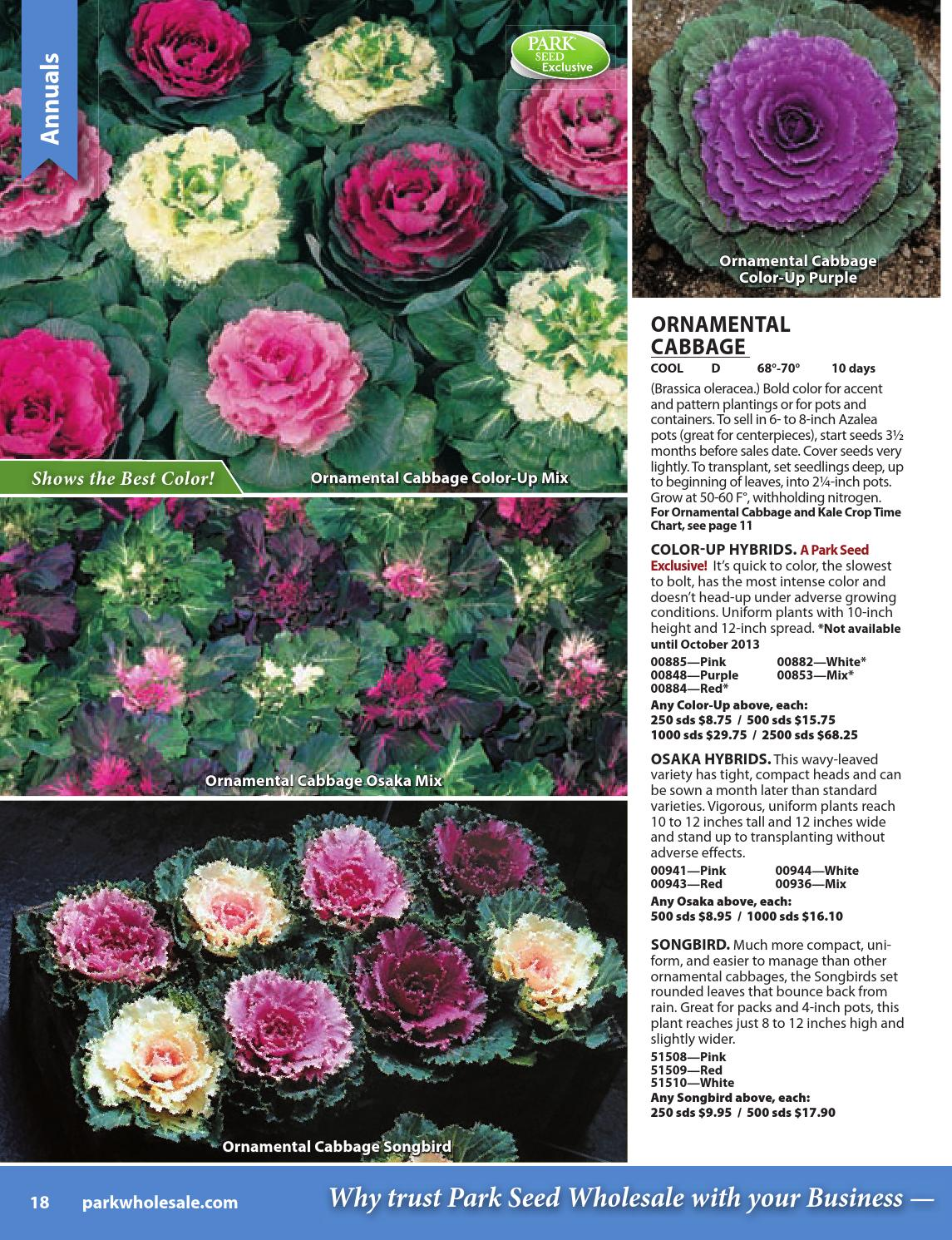 Park wholesale seed growers supply by jppa inc issuu nvjuhfo Images