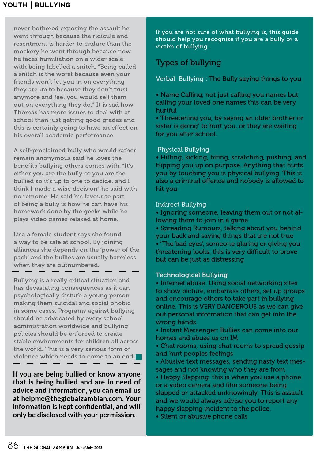 The Global Zambian Magazine Issue 2 by The Global Zambian