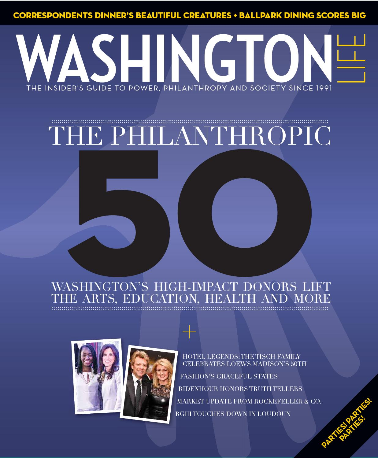 Washington Life Magazine   June 2013 By Washington Life Magazine   Issuu